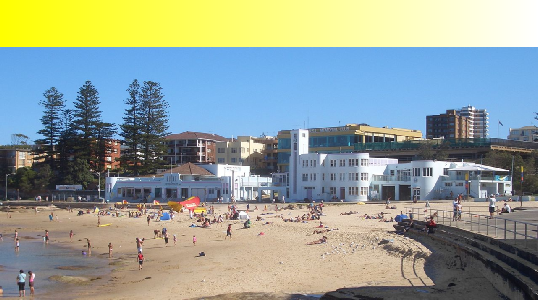 Tune into the funky sounds of Cronulla beach! Radio Cronulla is the sound of summer, part of the Australian Beach Radio Network.